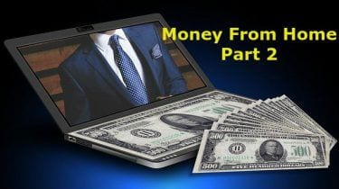 how to make money from home in your spare tim