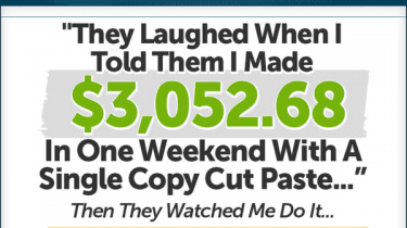 copy and paste income review