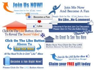 Facebook Like Page Builder 2.0