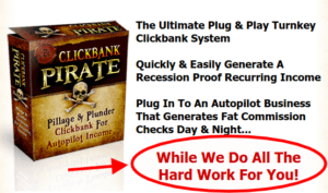 the clickbank pirate review
