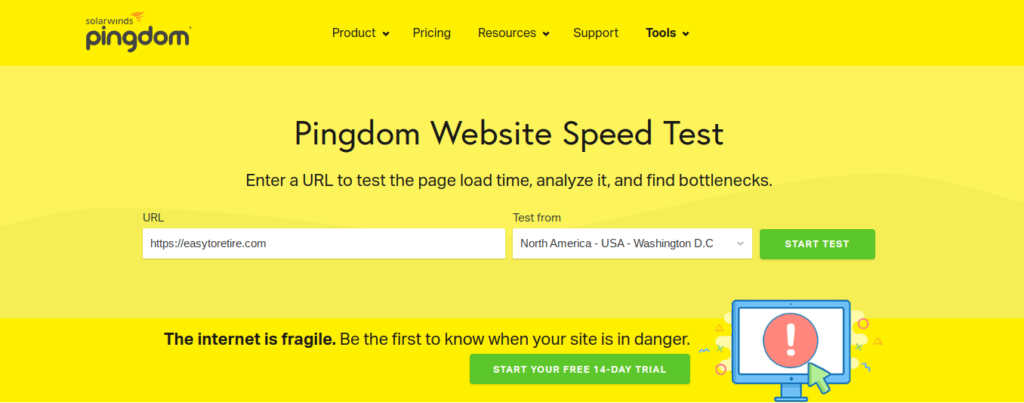how to speed up a website loading time