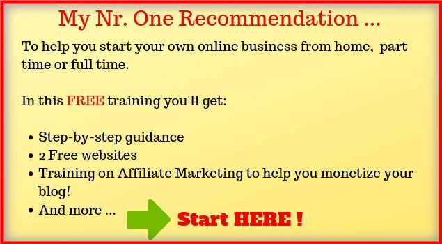Is affiliate marketing the best way to make extra money from home
