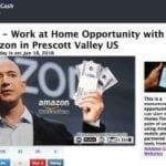 The Amazon Cash Websites Review