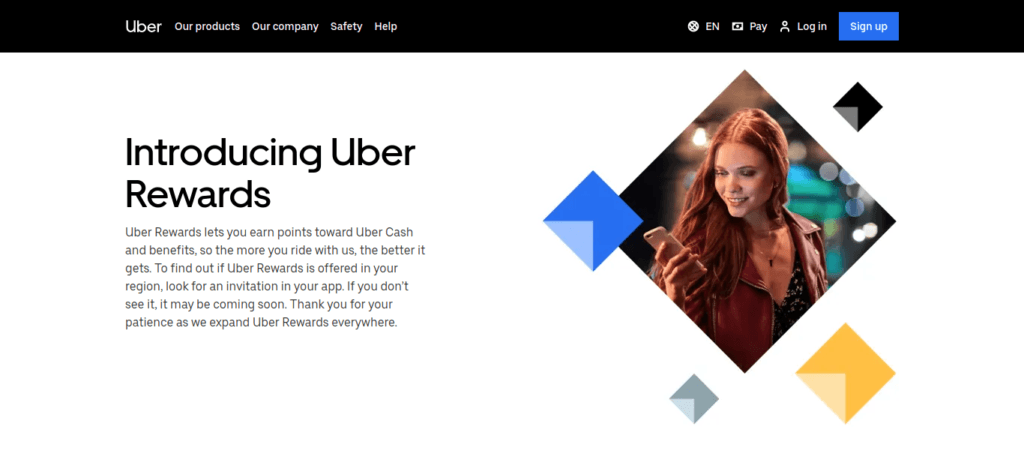 How to build your email marketing list with Uber rewards