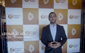 Leonardo Araújo - CEO of Dreams Digger