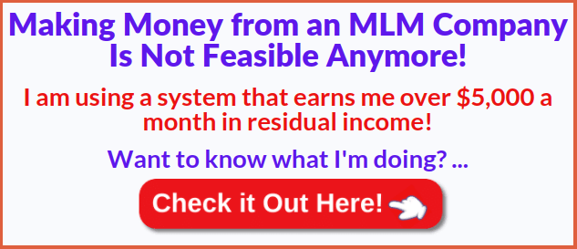 MLM not feasible anymore