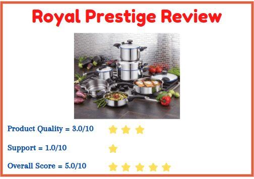 royal prestige scam or legit review