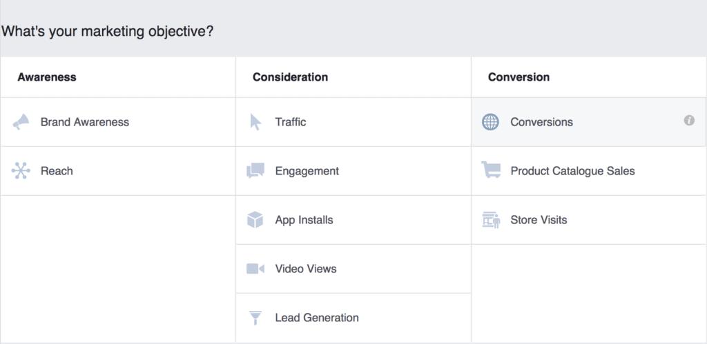 Create your Facebook Ads campaign