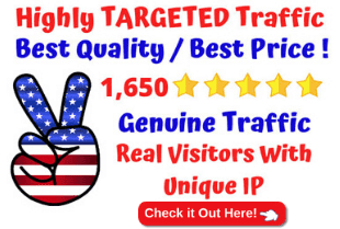 buy quality traffic for your website