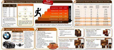 Javita weight loss coffee compensation plan