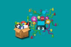 website traffic through online advertising