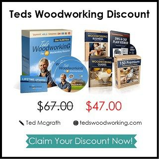 is ted's woodworking plans a scam