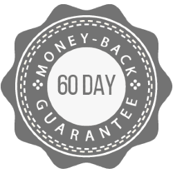 60 day money back guarantee on the Speechelo text to voice software