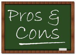 Pros and Cons